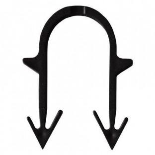 Clema tacker pt teava de 14, 16, 17 si 20 mm (10 șiruri = 300 bucăți