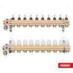 Set Distribuitor tip RZP0 Ferro 1 x 10 cai (RZP10S)