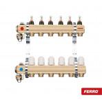 Set Distribuitor tip RZP0 Ferro 1 x 6 cai (RZP06S)
