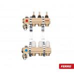 Set Distribuitor tip RZPO Ferro 1x3 cai (RZP03S)