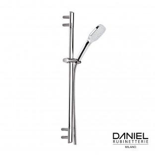 Set bară duș DANIEL, pară pătrată