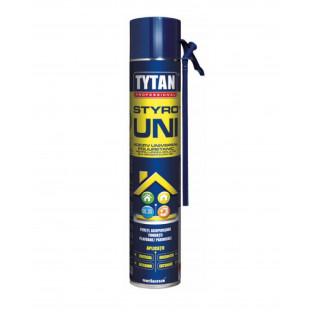 Adeziv STYRO UNI Spumă manuală 750ML TYTAN
