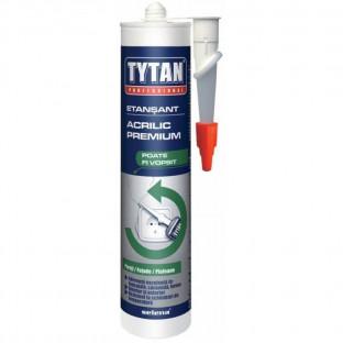 Etanșant acrilic alb 280ml TYTAN