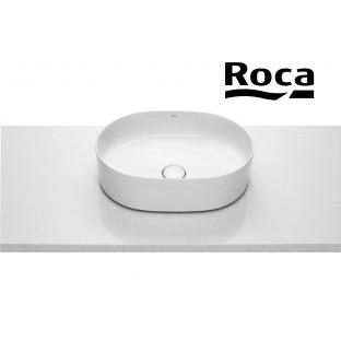 Lavoar pe blat ROCA INSPIRA ROUND 50x37 cm