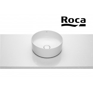 Lavoar pe blat ROCA INSPIRA ROUND 37x37 cm