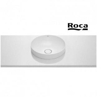 Lavoar semi-incastrat ROCA INSPIRA ROUND 37x37 cm