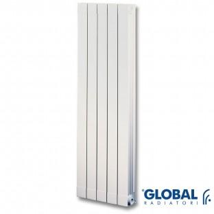 Element aluminiu OSCAR TONDO 1200