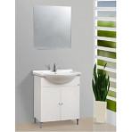 Set mobilier DESY 65cm, 2 usi+oglinda