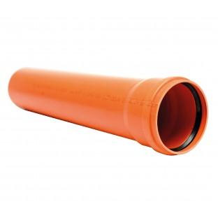 Teava PVC SN2 D.125 L=2 m