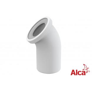 Cot WC - conector 45' Alcaplast