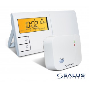 Termostat Wireless programabil 091FLRF SALUS