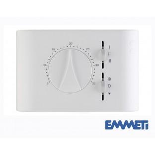 Termostat de ambient electronic pt ventiloconvectoare EMMETI