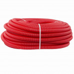 Tub protecție copex 25 roșu