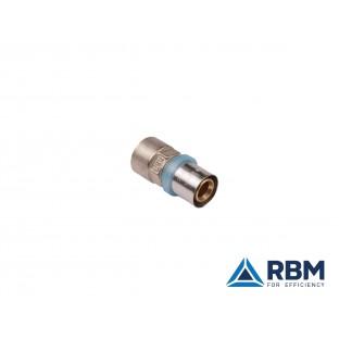 Rbm press. / Niplu 20x1/2 F