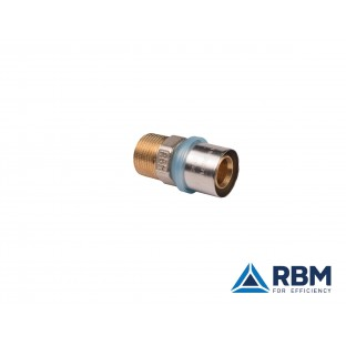 Rbm press. / Niplu 16x1/2 M
