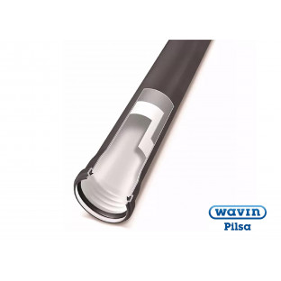 Teava scurgere fonoabsorbanta 50/0.25m Wavin SiTech