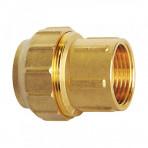 Mufă rapidă bronz pentru PVC 1' 1/4 F