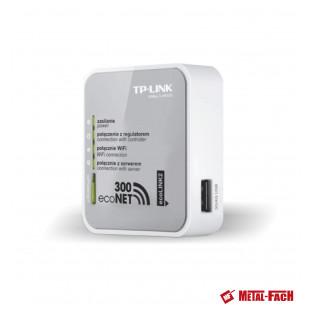 Internet modul Metal Fach EcoNet300 PLUM