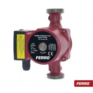 Pompa FERRO circulatie 25x60x180