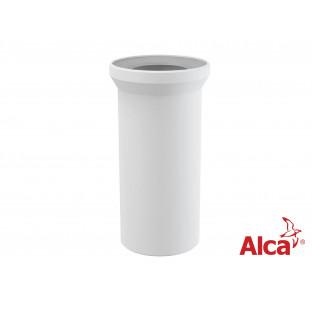 Racord WC drept 250mm Alcaplast