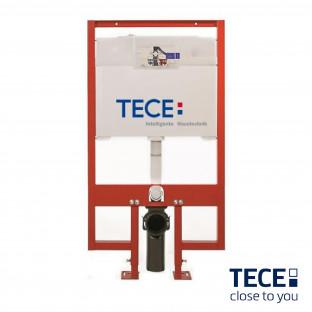 Rezervor WC cu cadru TECE BASE actionare frontala h-1120