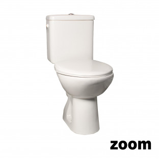 Vas WC NEO duobloc cu evacuare laterala