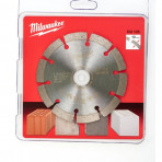 Disc diamantat DUT 125x22.2 mm Milwaukee